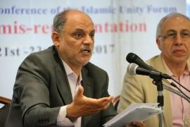 منتدى الوحدة الاسلامية في لندن : دعم القضية الفلسطينية والتعاون لمواجهة الحملات ضد الاسلام