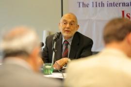 جلسة افتتاح المؤتمر الحادي عشر لمنتدى الوحدة الاسلامية
