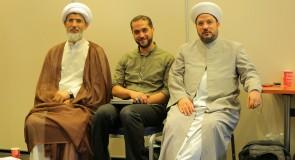 فعاليات منتدى الوحدة الاسلامية (الاسلام يقود الحياة) ٢٢-٧-٢٠١٨