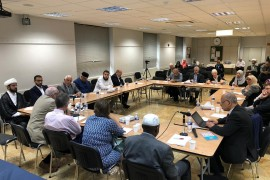 الحوار الاسلامي المسيحي معا لنباء مجتمع يحتضن للجميع