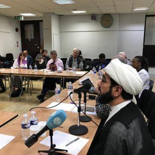 صور لحوار الاسلامي المسيحي  للمؤتمر الثاني عشر – معا  لبناء مجتمع يحتضن الجميع